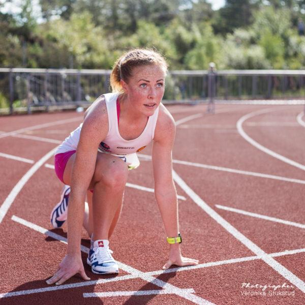 5 km - Eli Anne Dvergsdal