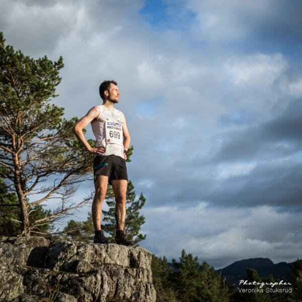 Knarvik Xtrem 10 km - Stian Angermund-Vik