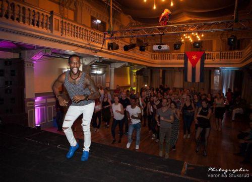 Bailando 2016.Foto: Veronika Stuksrud