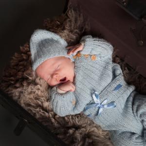 Babyfotografering Bergen