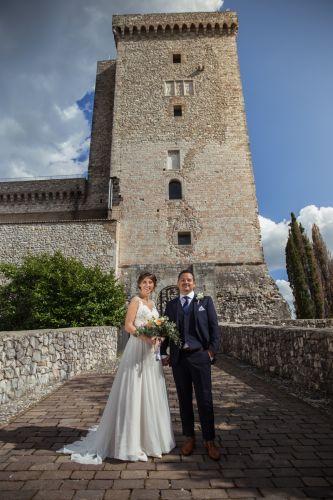 Elisa og Andres.Foto: Veronika Stuksrud