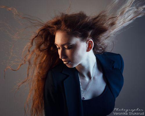 Foto: Veronika StuksrudModel: Celin Douglas