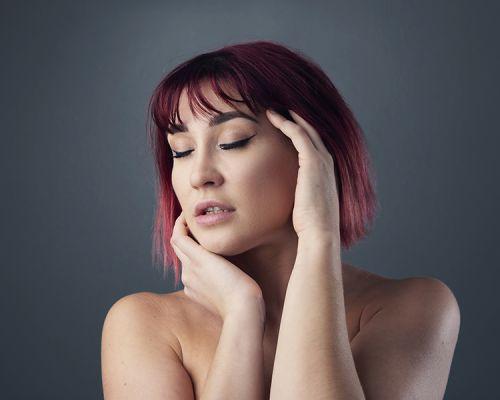 Modell: Kjersti Nicole LarsenFoto: Veronika Stuksrud